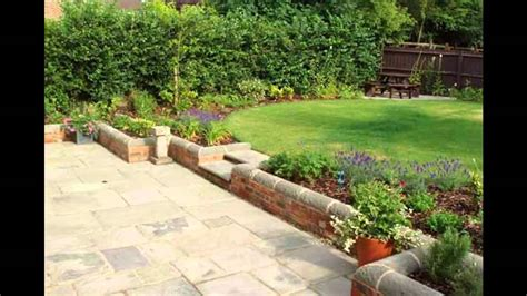 Simple Small Family Garden Design Youtube
