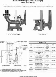 536725 1 Zoeller Rail Systems Accessories Zm1347