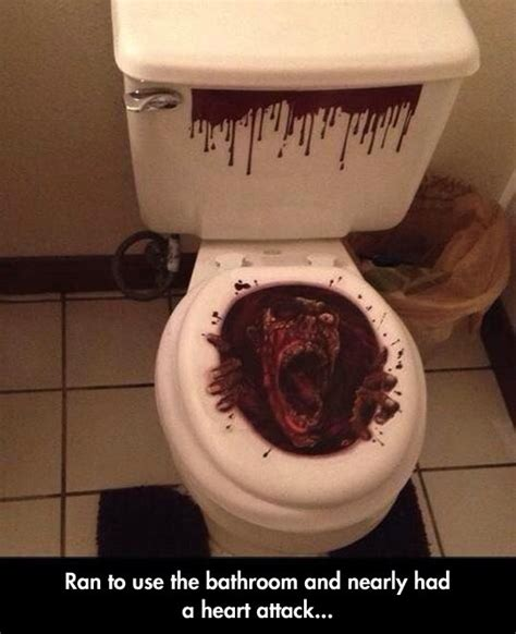 Funny Toilet Memes - toilet heart attack the meta picture