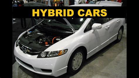 hybrid cars explained youtube