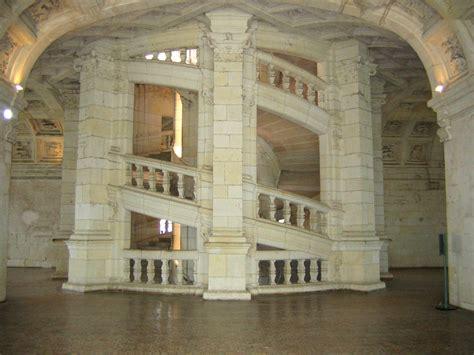 l escalier du chateau de chambord le ch 226 teau de chambord abcfrancais