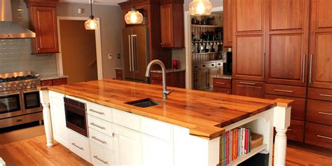wood slab kitchen island choose a salvaged wood kitchen island in maryland 1603