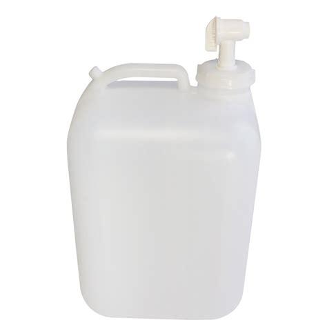 5 Gallon Water Jug With Spigot