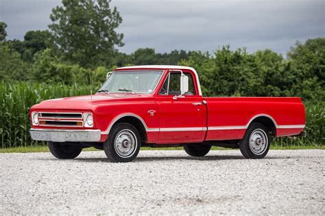 Gmc Sierra Bench Seat by 1967 Chevrolet C10 Fast Lane Classic Cars