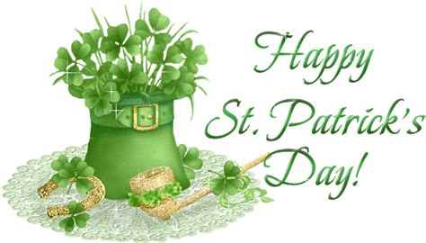 st patricks day clip art  animations