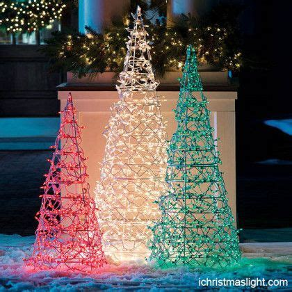 modern lighted christmas tree 23 best images about modern christmas trees on pinterest