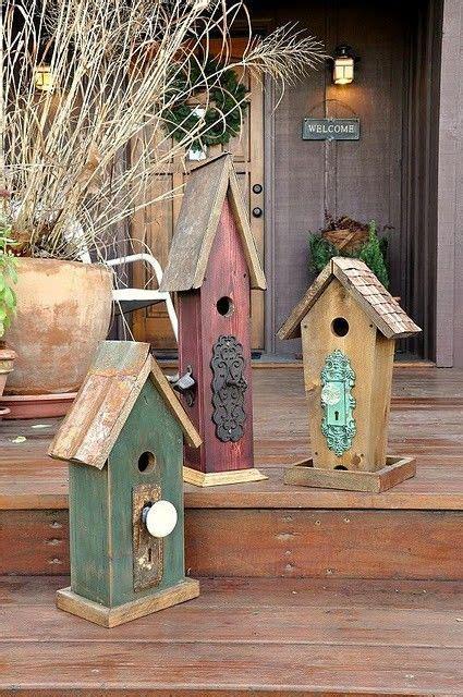 pin  birdhouses birdcages