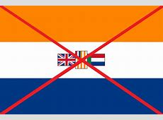 Sign petition Make the old South African Apartheid flag