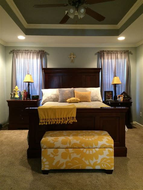 Paint Ideas by Finished The Master Bedroom Redo Touch Painted