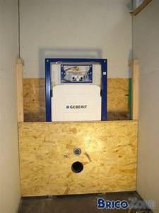 Pose Wc Suspendu Grohe : wc suspendu geberit photos ~ Dailycaller-alerts.com Idées de Décoration
