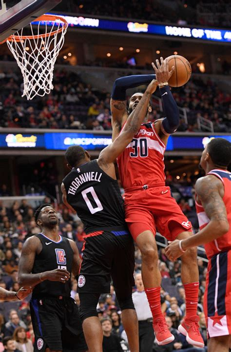 Your best source for quality los angeles clippers news, rumors, analysis, stats and scores from the fan perspective. Short-handed Clippers battle back before falling to Wizards - Daily News
