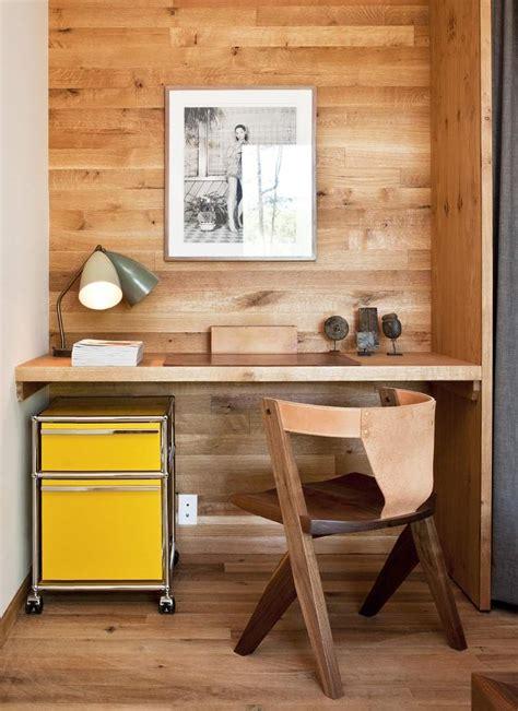 meuble bureau bois meuble bureau industriel et bureau mural diy en 63 idées