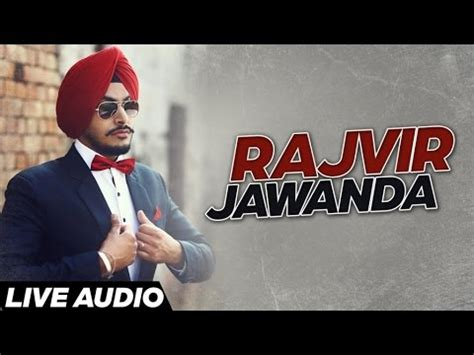 Rajvir Jawanda - Rajvir Jawanda | Live Video | Latest Punjabi Songs 2016 | Jass Records - YouTube