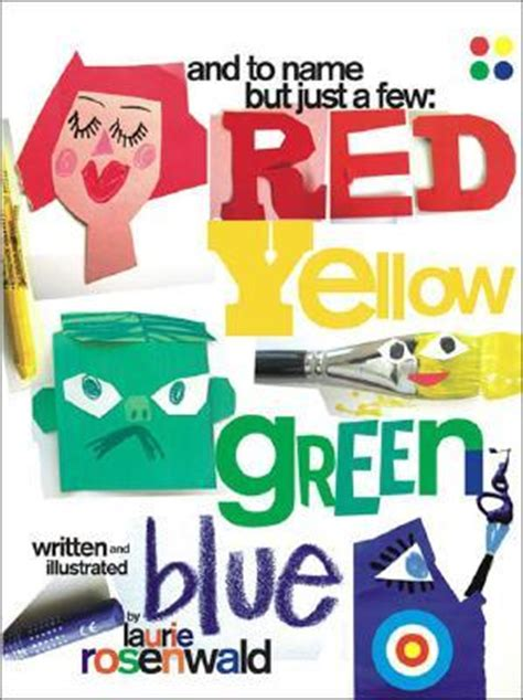 red yellow green blue