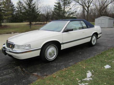 1992 Cadillac Eldorado For Sale by Sell Used 1992 Cadillac Eldorado Cope 21 000 In