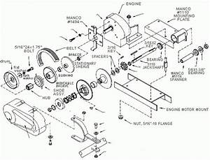 Manco Go Kart Parts Diagram