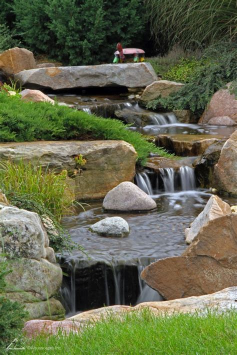 Aquascape Pondless Waterfall by Top 5 Pondless Waterfall Ideas