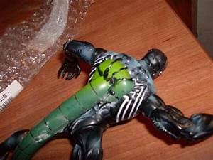Scorpion-Venom (Spider-Man) Custom Action Figure