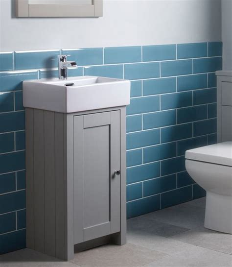 Kitchen Radiator Ideas - tavistock lansdown 400mm pebble grey cloakroom unit and basin lan400c pg lan420c