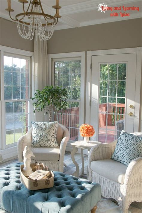 sunroom paint colors sherwin williams greige sunroom paint color