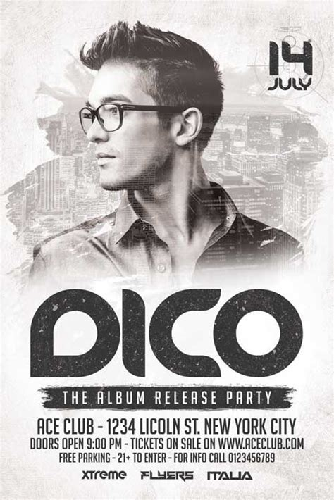 Dico Club Dj Flyer Template  Xtremeflyers. Impressive Patent Administrator Cover Letter. Landscape Maintenance Proposal Template. Apa Format Template Word 2013. Trucking Companies Hiring Recent Cdl Graduates. Online Graduate Programs In Nc. Free Printable Retirement Party Invitations. Fax Template Microsoft Word. Best Sample Skills For Resume