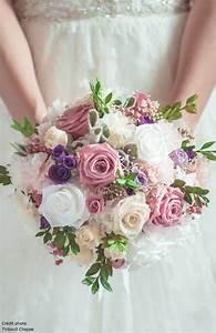 Fleurs Pour Mariage : fleurs naturelles grises ~ Dode.kayakingforconservation.com Idées de Décoration