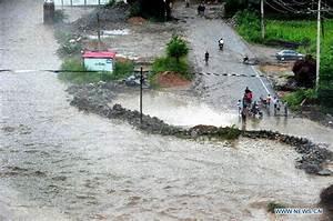 Torrential rain floods Liaoning, NE China - China.org.cn