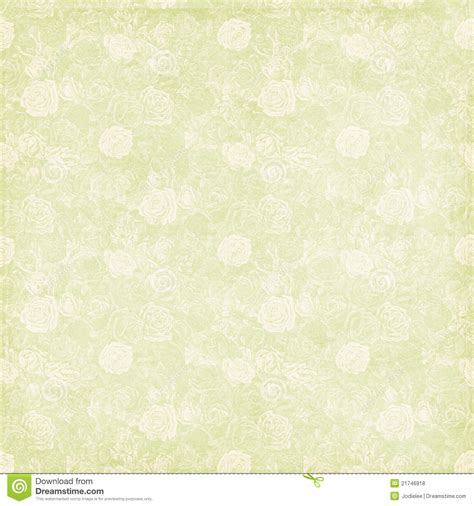 green shabby chic wallpaper vintage shabby chic green rose background texture royalty free stock photos image 21746918