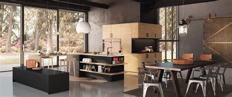 morel cuisine cuisine contemporaine décor bois gaia zenit haut de