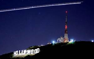 Best Lights In Los Angeles The Hollywood Sign And Peter Gabriel The Hollywood Bowl