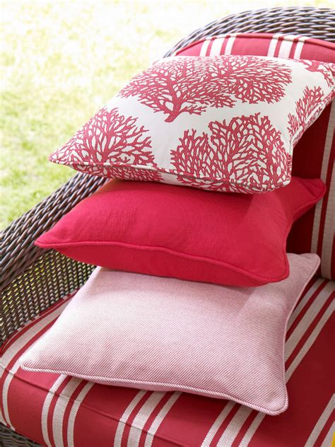 In Pink by Pink Outdoor Pillows Design Selections Homesfeed