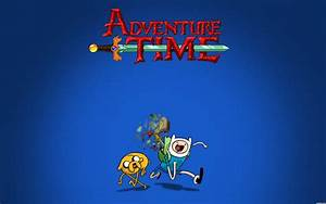 Adventure Time With Finn And Jake Wallpapers - Wallpaper Cave