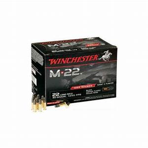 Winchester M22 22LR Ammunition Cabela's Canada