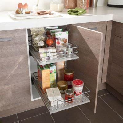 tiroir de cuisine coulissant amnagement de tiroir de cuisine meuble cuisine angle