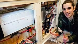 Diy Campervan Electrical System Explained