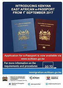 electronic passports to replace current passports in 2019 With requirements for passport kenya