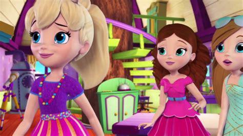 Polly Pocket  Girls Power!  Cartoons For Children Girl