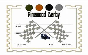 pinewood derby certificate template pinewood derby certificate templates the best template collection - Pinewood Derby Certificate Templates