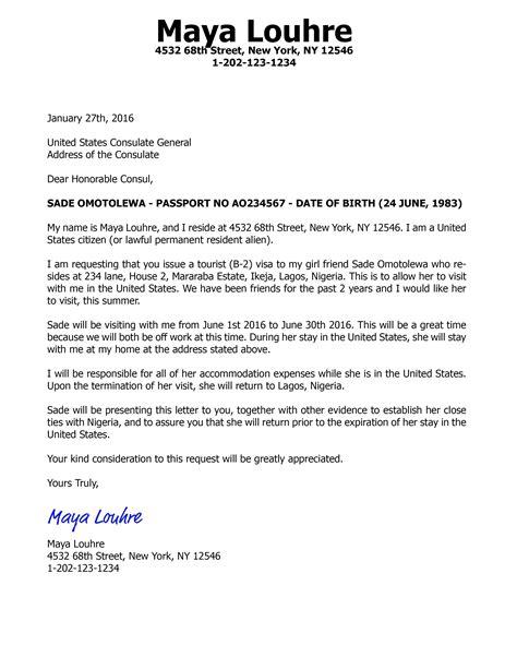 invitation letter j1 fresh visa sponsorship letter resume