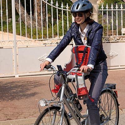 ok baby porte bébé avant pour vélo