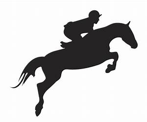 Vector outline of horse | Horses | Pinterest | Jumping ...