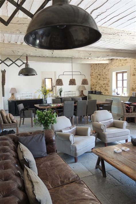 Rustic Chic Home Decor - rustic chic home decor and interior design ideas rustic
