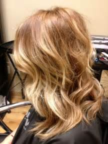 Golden Honey Blonde Hair Color