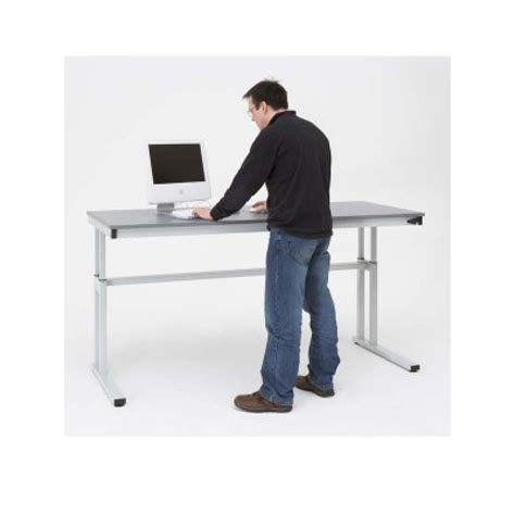height adjustable ergonomic workbench ha