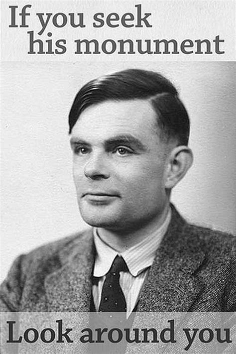 Code-I-Can-Null: The Brilliance of Alan Turing - The Holy