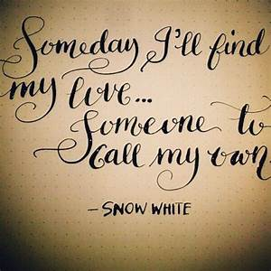 Quotes From Disneys Snow White. QuotesGram