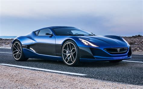 The Fastest Cars (electric & Otherwise)