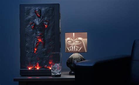 Star Wars Han Solo fridge keeps your drinks frozen in ...