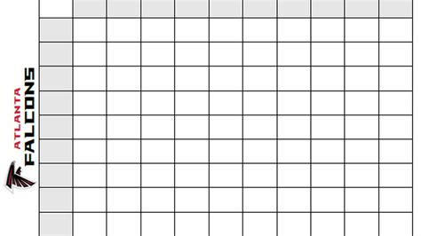 football squares template bowl squares template how to play and more sbnation