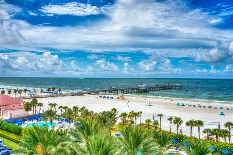 a local s guide to clearwater beach florida hotel cabana